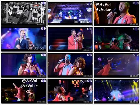 دانلود موزیک ویدیو آذربایجانی Roya Ayxan ft Ceyhun Zeynalov به نام Zehlem Getmis